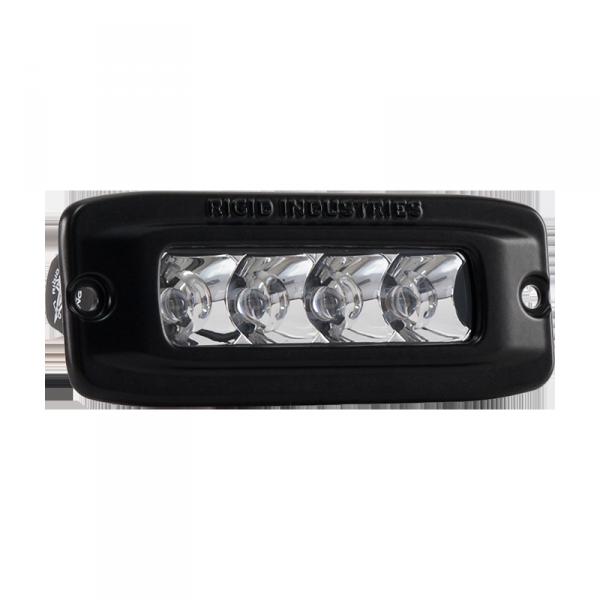 rigid industries sr q flush mount led light