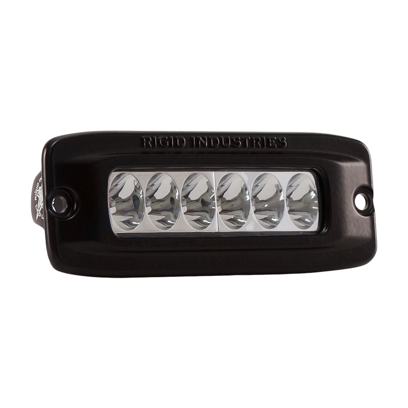 rigid industries sr q2 flush mount led light