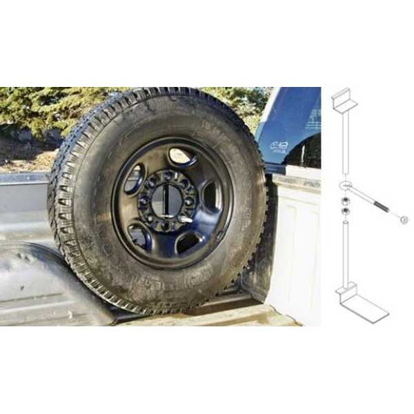 Titan 9901330000 Spare Tire Buddy