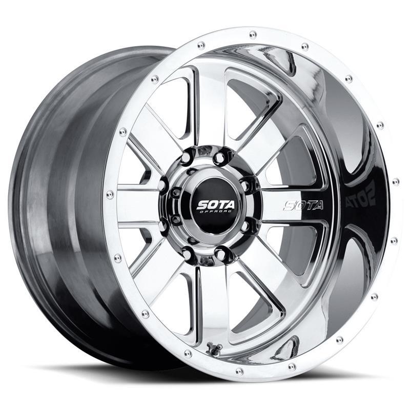 sota offroad a w o l polished 2012 Dodge Ram 1500 Leveling Kit a w o l sota 2019