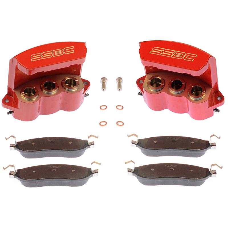 Rotors & Brakes - Ford 6 7L Powerstroke 2011-2016   XDP