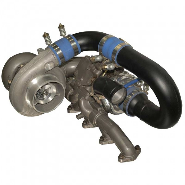 BD-Power R700 Tow & Track Twin Turbo Kit 1045430