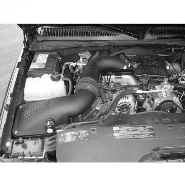 Banks Power Super-Scoop Kit for GMC Sierra 3500 6.6L 2003-2007
