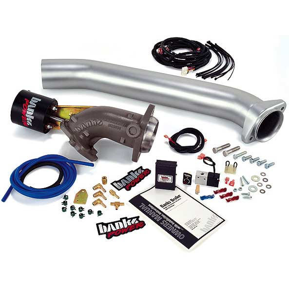 Banks Power Dodge Cummins 5 9L Exhaust Brake