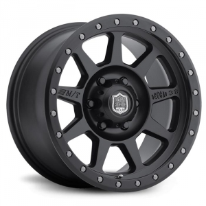 Mickey Thompson Deegan  Black Wheel