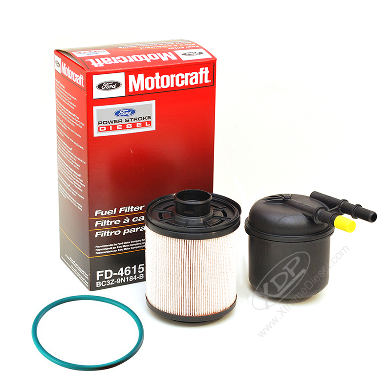 fleetguard fuel filters for diesel motorcraft fuel filters ford motorcraft fd-4615 fuel filter #15