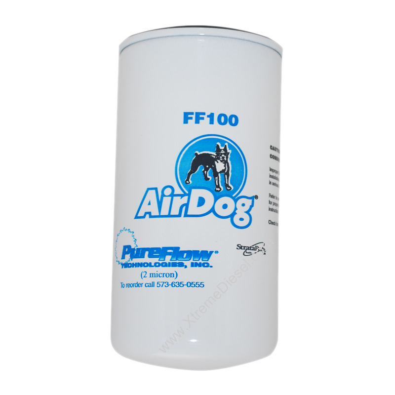 airdog ff100 10 replacement fuel filter 10 micron. Black Bedroom Furniture Sets. Home Design Ideas
