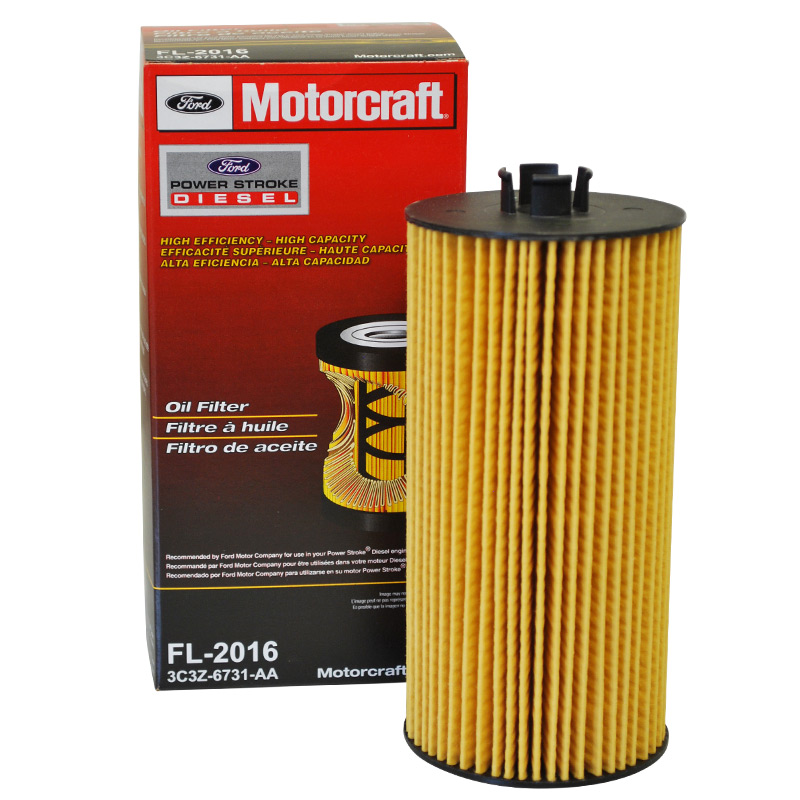 Motorcraft FL-2016 Oil Filter