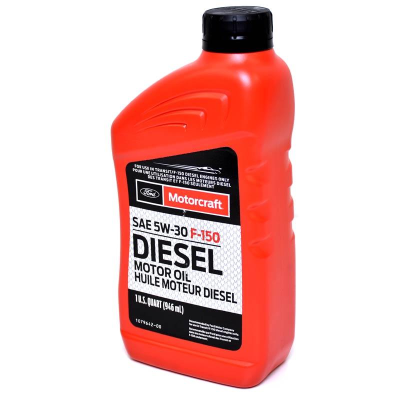 motorcraft xo  qfa sae     diesel motor oil
