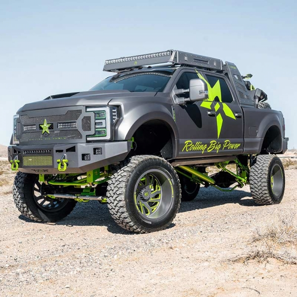 F250 Headache Rack >> Rbp Fscr1118 Modular Chase Rack Headache Rack