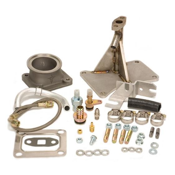 Turbonetics T4 60 1: Turbonetics 11313 T4 Pedestal Kit