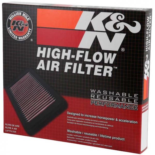K/&N 33-2125 Replacement Air Filter