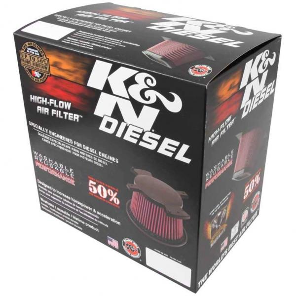 K/&N Filters E-0787 Air Filter