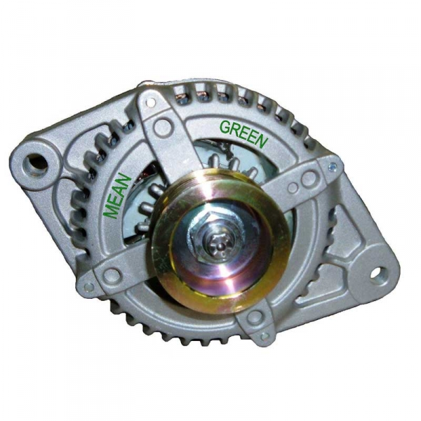 Mean Green 1391 High Output Alternator