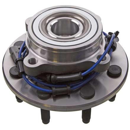 2009 dodge ram 3500 wheel bearing