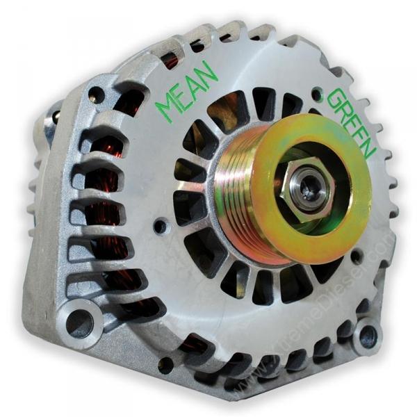 Mean Green High Output Alternator 8247