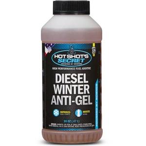 Hot Shot's Secret P403316ZS Diesel Winter Anti-Gel Fuel Additive