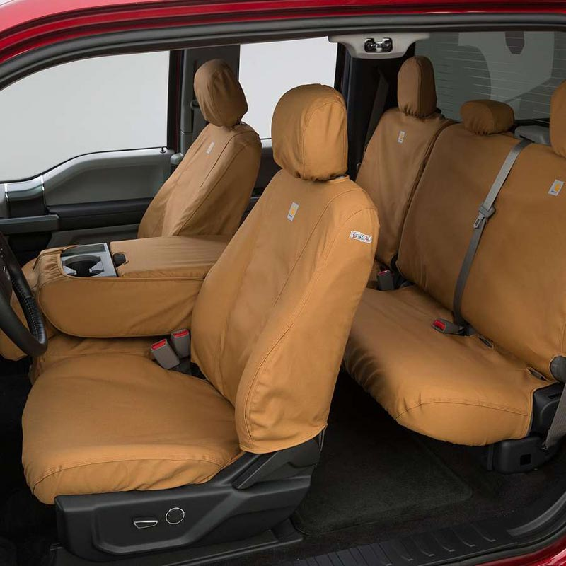Seat Covers For Trucks >> Covercraft Front Carhartt SeatSaver (2001-2007 GM)