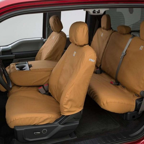 Enjoyable Covercraft Front Carhartt Seatsaver 2017 2019 Ford Caraccident5 Cool Chair Designs And Ideas Caraccident5Info
