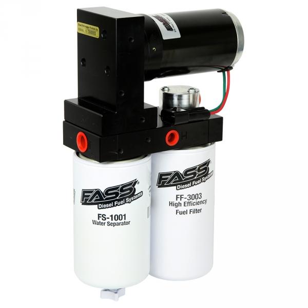 FASS TS D08 165G Titanium Signature Series 165G Fuel System