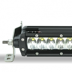 Superchips 72061 lit e series 6 led light bar with eas power switch aloadofball Gallery