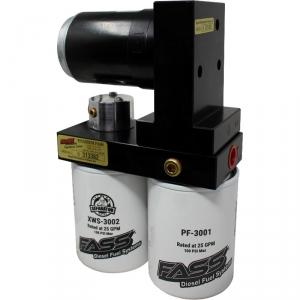 FASS TS C10 100G Titanium Signature Series 100GPH Fuel System