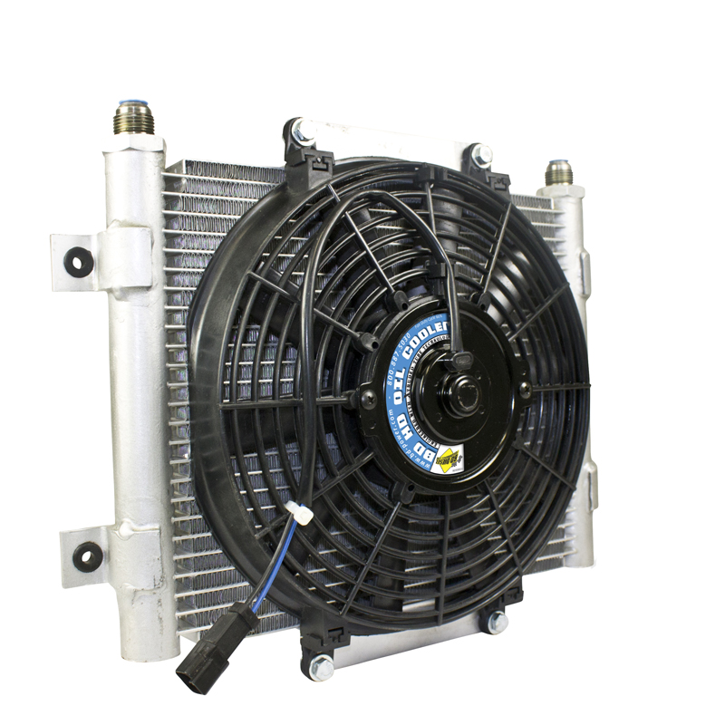 Bd Power Auxiliary Transmission Cooler 1030606