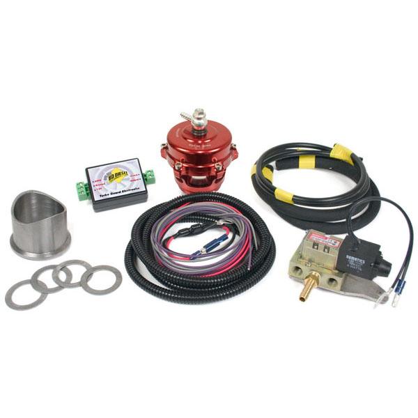 BD-Power 1047250 TurboGuard Blow-Off Valve