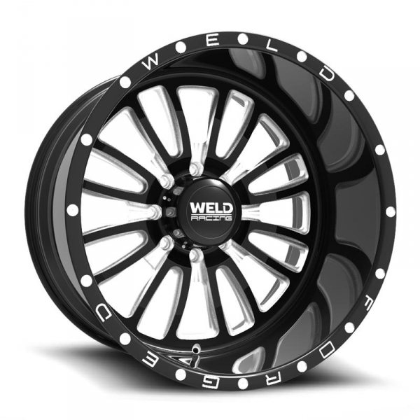 Weld Racing Xt Custom Forged Vektor Wheel
