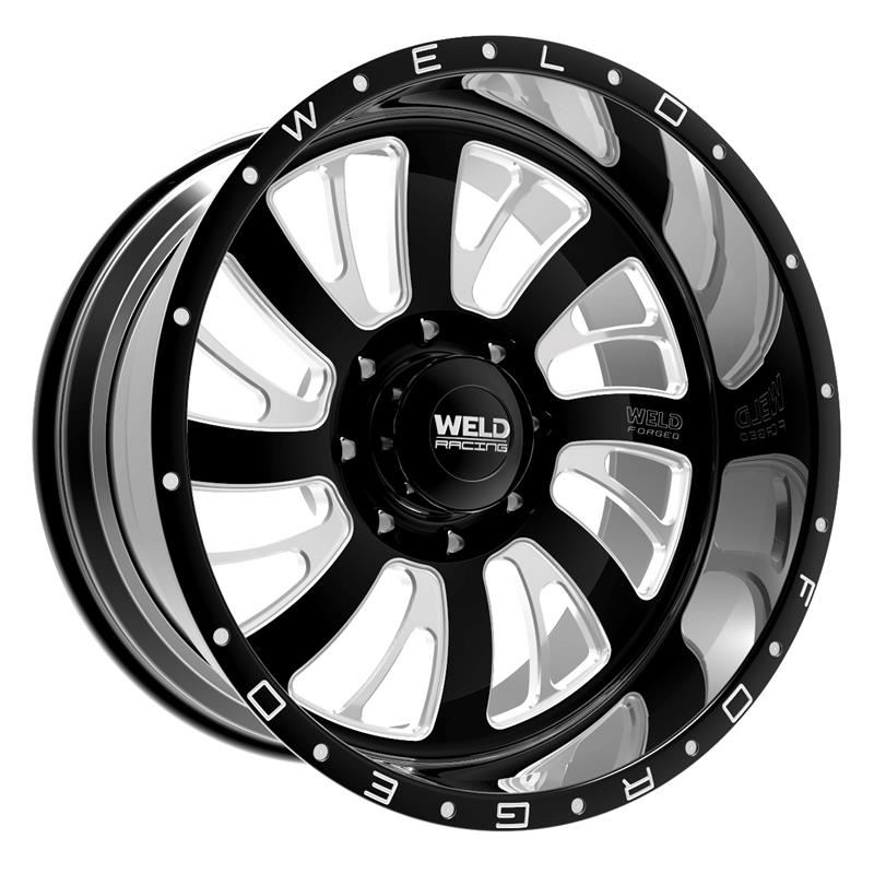 Weld Racing Xt Custom Forged Falkata Wheel
