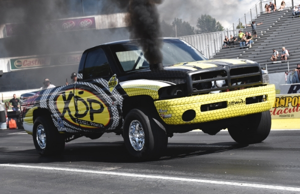 XDP Dodge Cummins Drag Truck