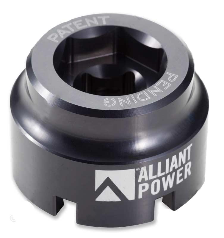 alliant ap0147 fuel  u0026 oil filter cap socket tool