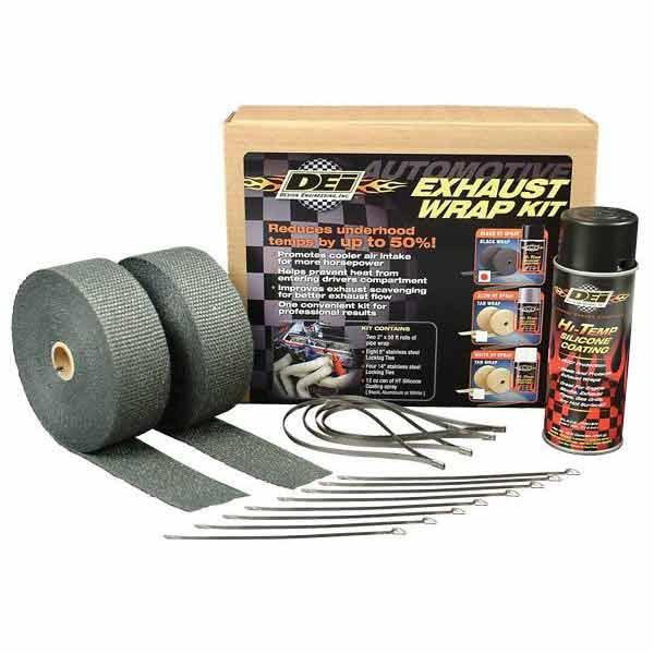 DEI Exhaust Wrap Kit