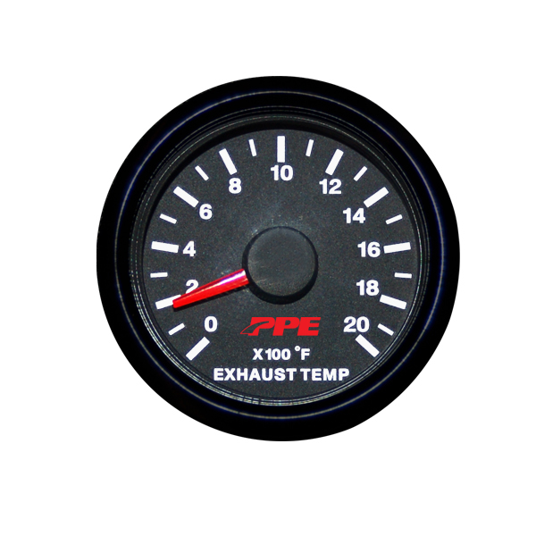 Dodge 3500 For Sale >> PPE 517010000 Pyrometer (Exhaust Gas Temperature) Gauge