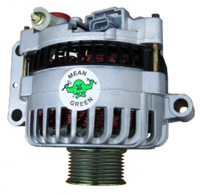 Mean Green High Output Alternator 8478