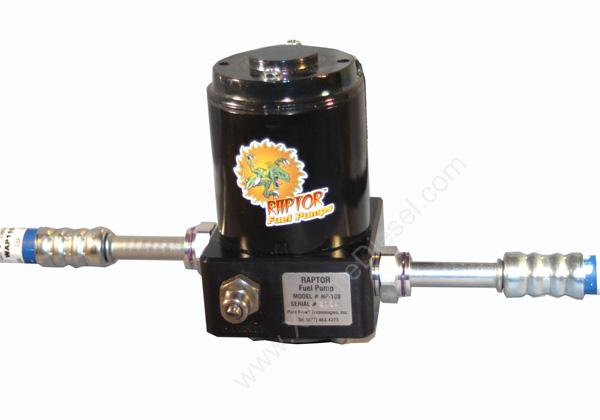 AirDog R2SBD050 100GPH Raptor Pump on