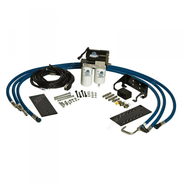 airdog a4spbc084 100gph air fuel separation system rh xtremediesel com Airdog 2 6.0 Powerstroke AirDog 2 Return Fitting