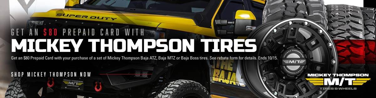 Mickey Thompson Wheels & Tires | XDP